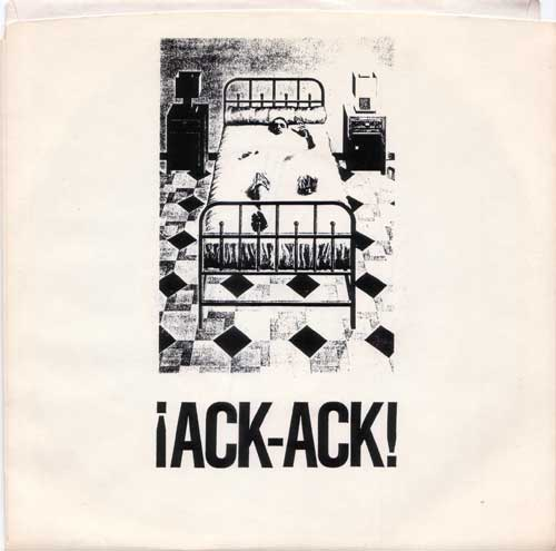 ¡Ack-Ack! - Automatic / Shadow Of A Heart