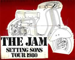 "The Jam ""Setting Sons Tour"""